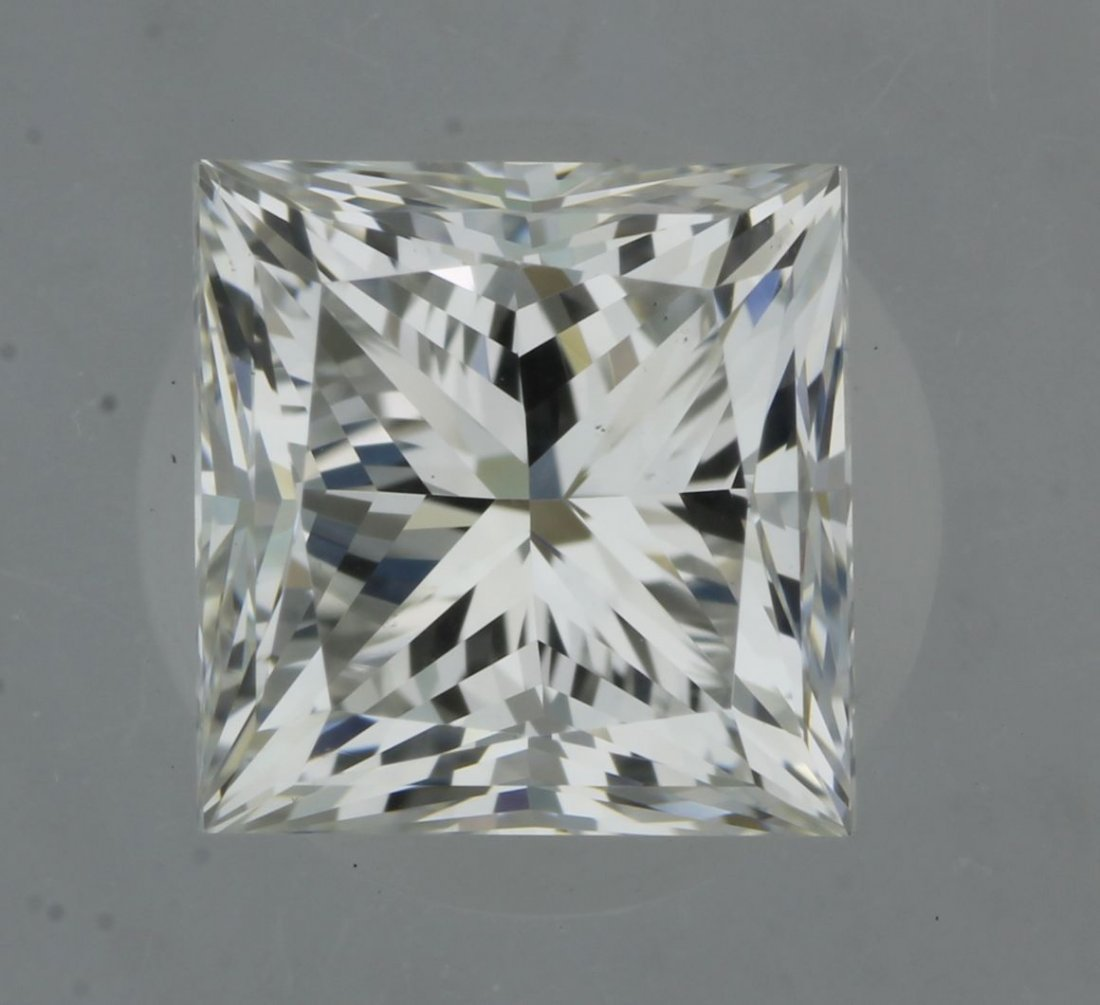 1.01carat G/VS1 Princess Cut Diamond (GIA Certified)