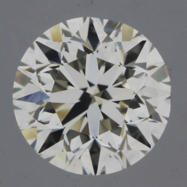 1.01carat K/VS1 Round Cut Diamond (GIA Certified)