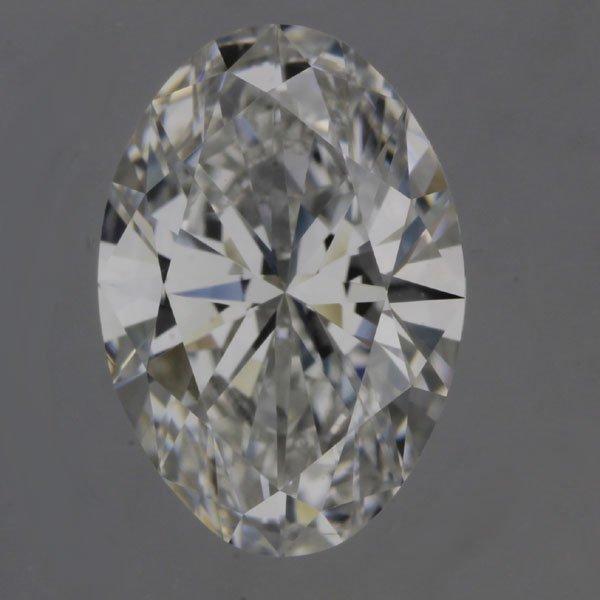 1.14carat E/VS1 Oval Cut Diamond (GIA Certified)