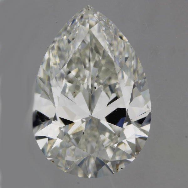 1.2carat H/VS1  Pear Cut Diamond (GIA Certified)