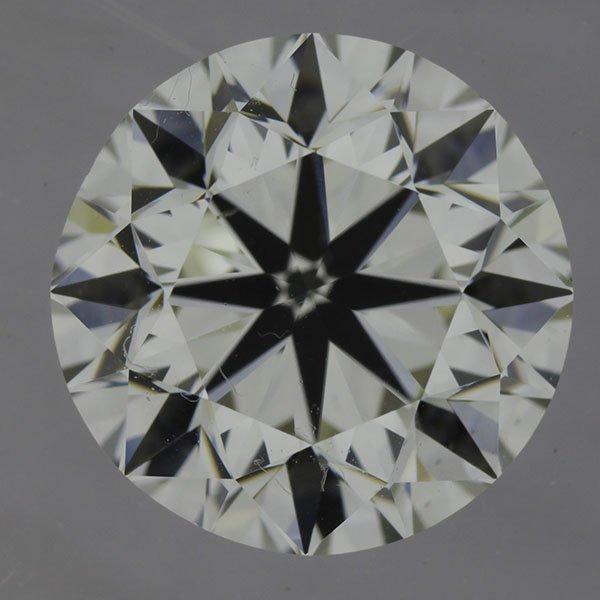 3.00carat K/VS1 Round Cut Diamond (GIA Certified)