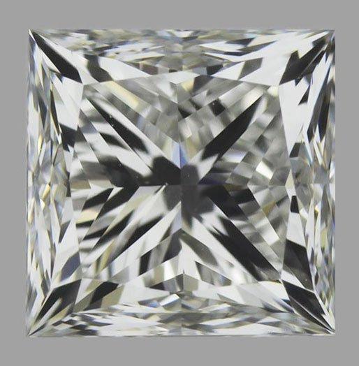 1.01carat H/VS1 Princess Cut Diamond (GIA Certified)