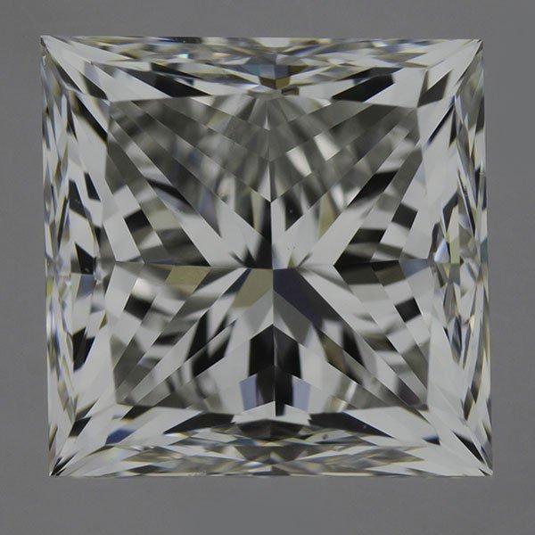 2.00carat F/VS1 Princess Cut Diamond (GIA Certified)