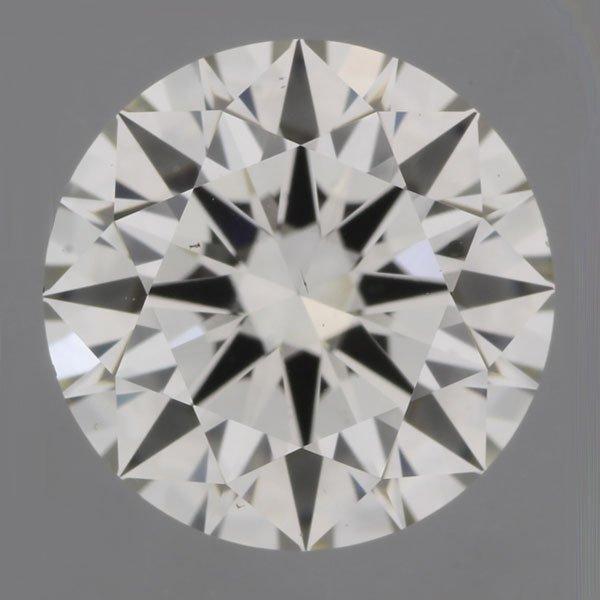 1.06carat I/VS1 Round Cut Diamond (GIA Certified)