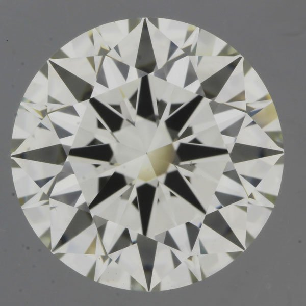 2.14carat K/VS1 Round Cut Diamond (GIA Certified)