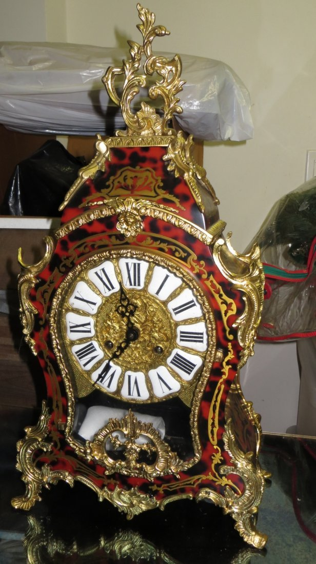 Venetian Style Clock
