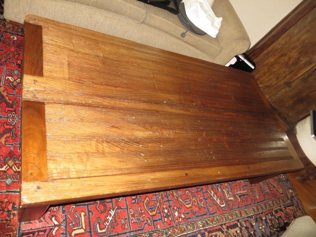 18th C Guatemalan Doors as Table