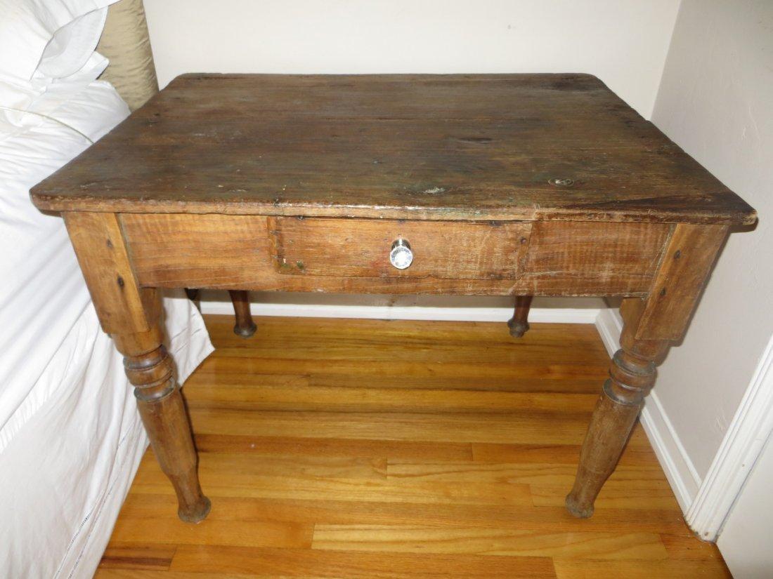 19th C Colonial Guatemalan Desk