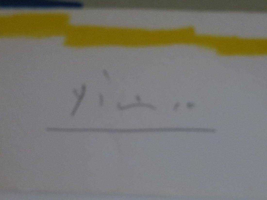 Pablo Picasso Lithograph- Fumeur- Picasso, Dessins - 4