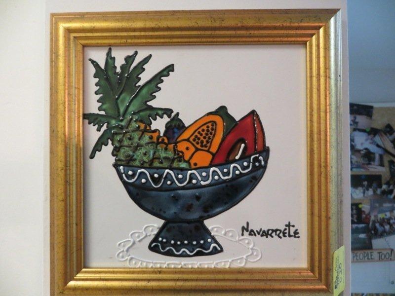 Juan Navarette, Fruit Bowl