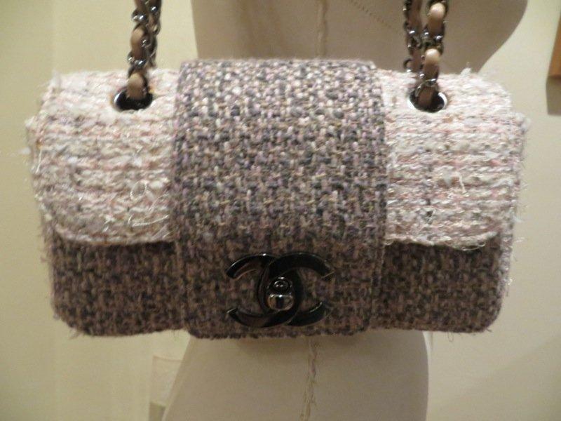 Tweed Chanel Bag