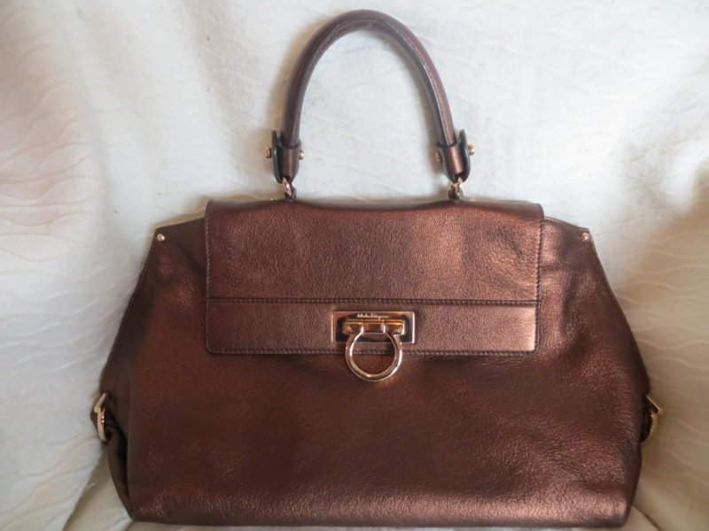 Ferragamo Lady's Handbag