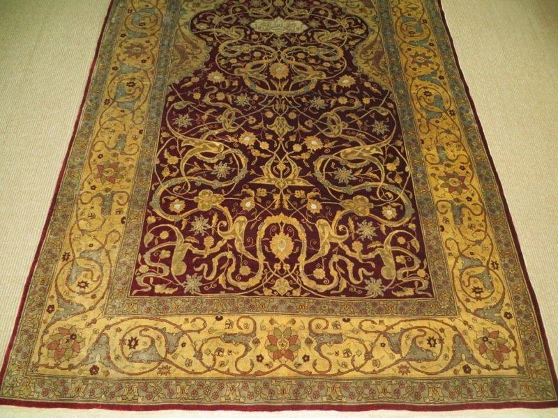 Super Fine Hereke Carpet