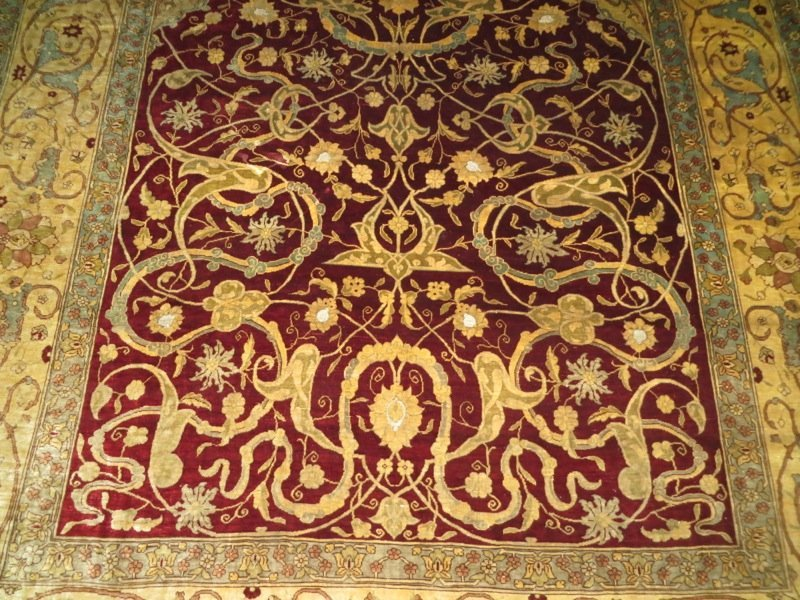 Super Fine Hereke Carpet - 2
