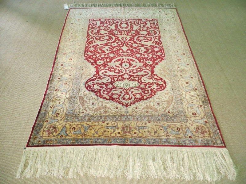 Super Fine Hereke Carpet - 3