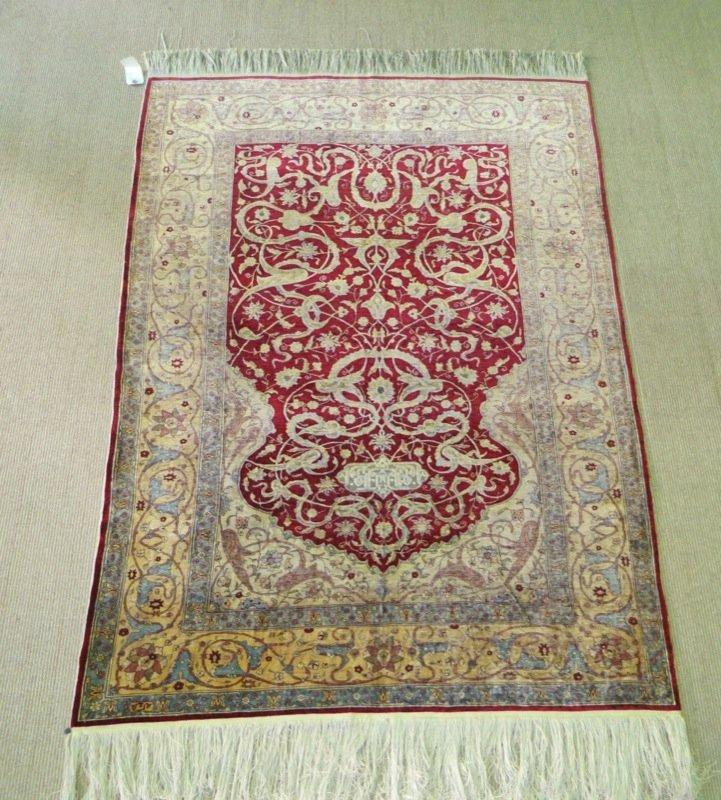 Super Fine Hereke Carpet - 6