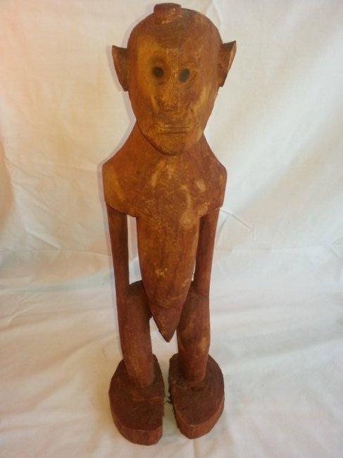 Carved African Ancestor Figure