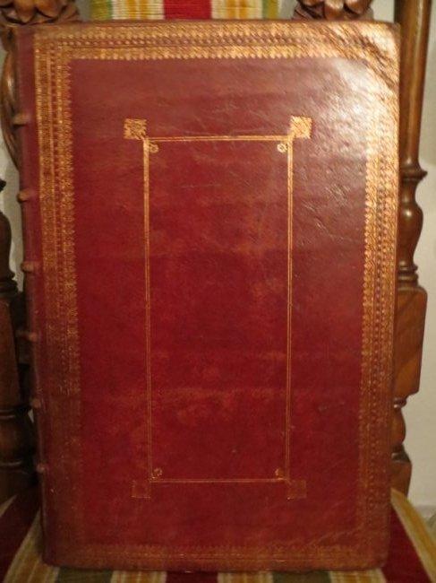 Missale Romanum, 1720 Roman Catholic Liturgy Missal