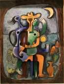 Mario Carreño, Untitled