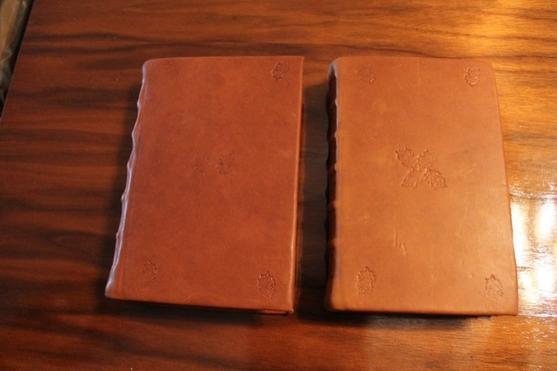 2 Vols of The Annual Register