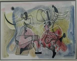 Mario Carreno, Untitled