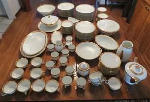 131-Piece Limoges Dinnerware Set