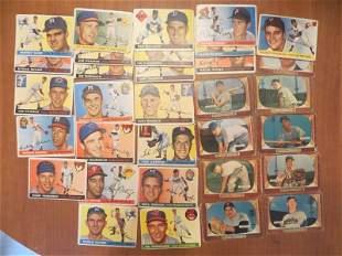 32 Vintage Baseball Cards