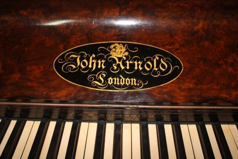 Piano by John Arnold, London - 4