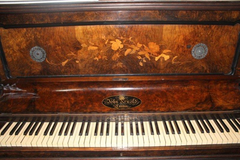 Piano by John Arnold, London - 6