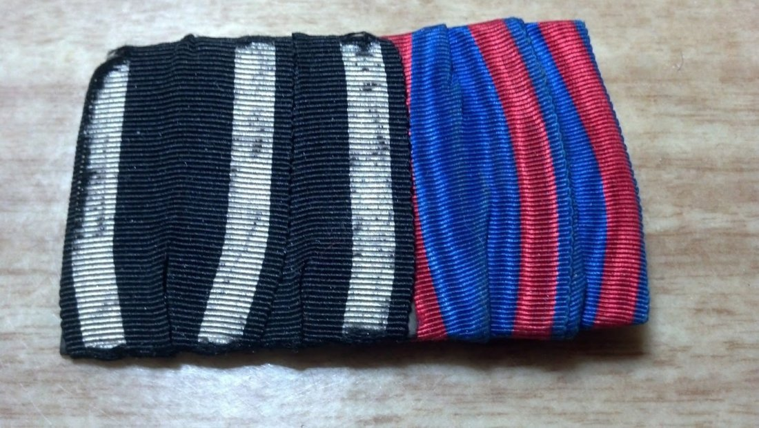 German Wehrmacht Large Ribbon Bar Insignia