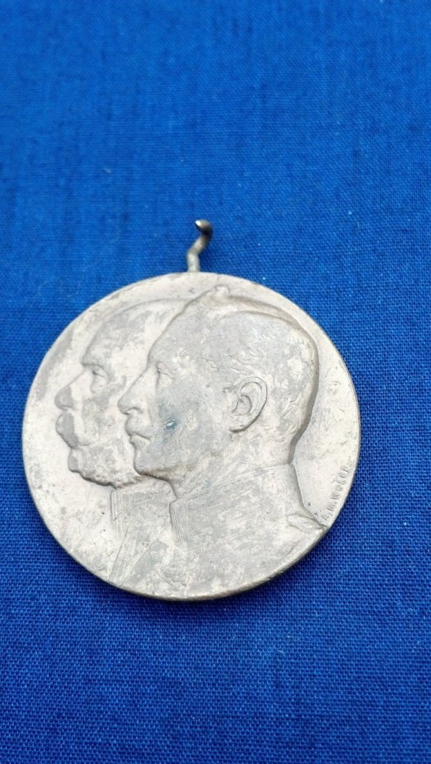 German WWI Medal 1814 1914 Centennial Great War