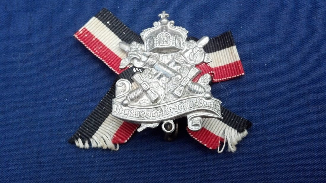 German Veteran WWI Era Pin