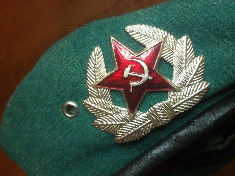 Cold War Post WW2 Era Russian Spetsnaz hat