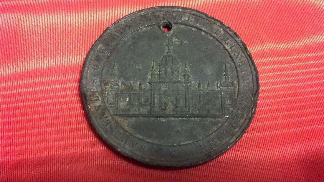 German 1800's Medallion from Veteran