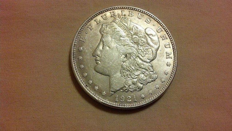 90% Silver Estate Morgan Dollar