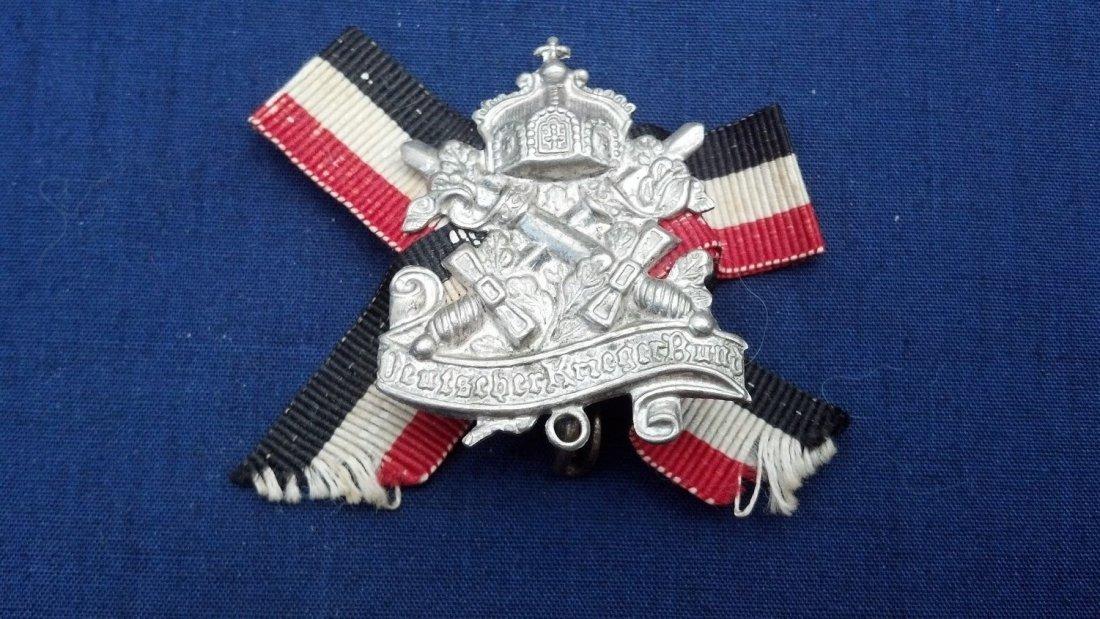 German WWI Veteran Pin