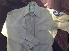USAAF Army Air Forces WW2 United States Shirt & Patch