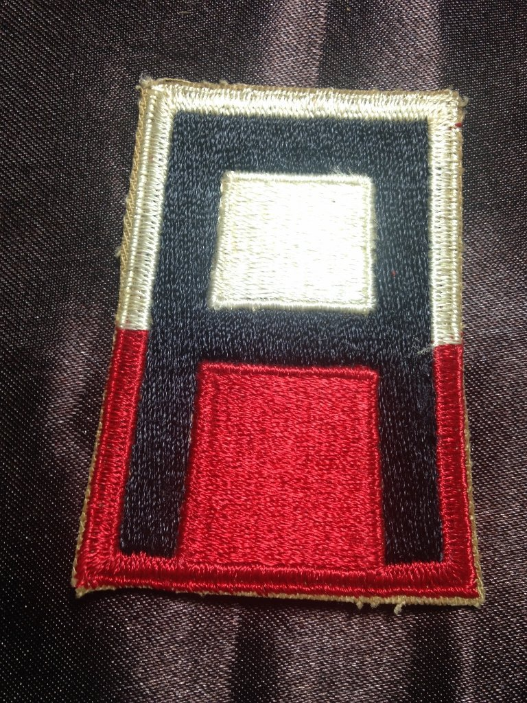 First Army Patch WW2 United States World War Era