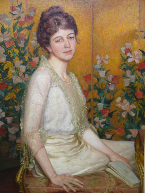 204: Lilla Cabot Perry