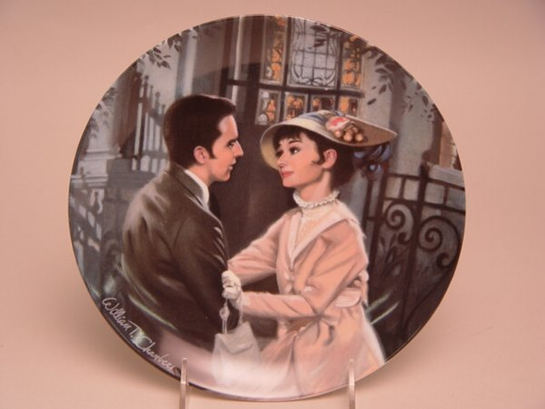 1024: Assorted Collector Plates