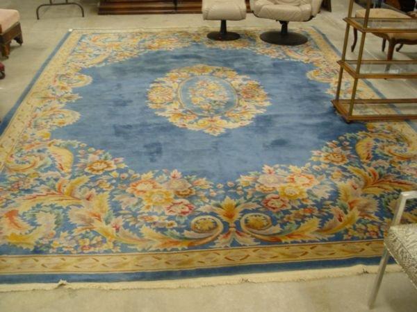 1029: Chinese Carpet 10' x 14'