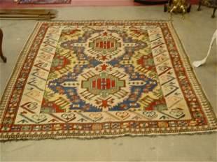 Caucasion Carpet 4' x 6'