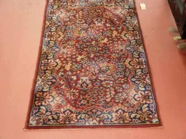 1032: Domestic Carpet 2' x 4'
