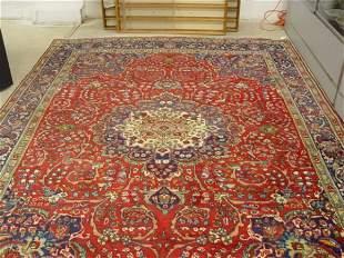 Persian Bijar Carpet 8.3' x 11.3'