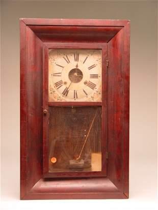 Early 19th c. American Ogee Clock
