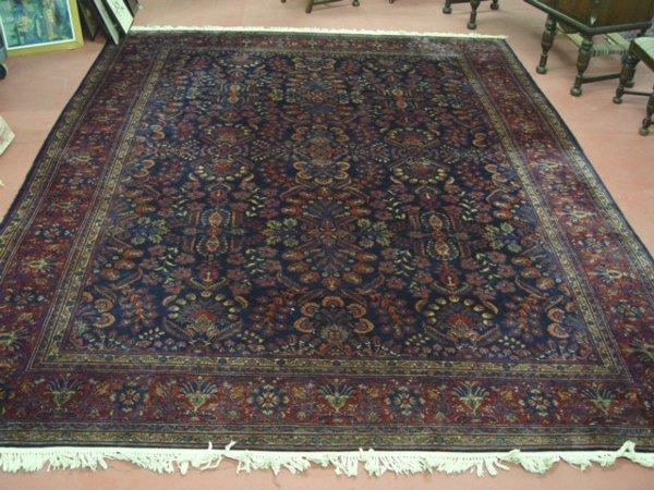 """1141: A Sarouk Carpet 13'5"""" x 10'4"""""""