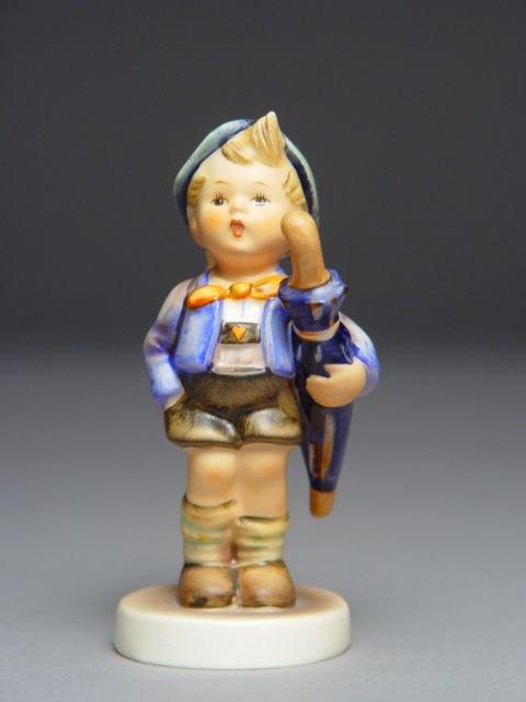 103: 3 Hummel Figurines