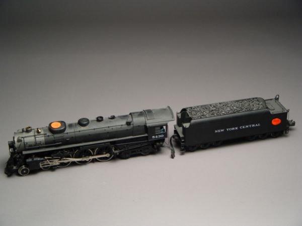 118: Williams Crown Ed. NYC J-3a 4-6-4 Locomotive