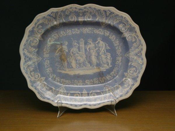 129: Etruscan Platter
