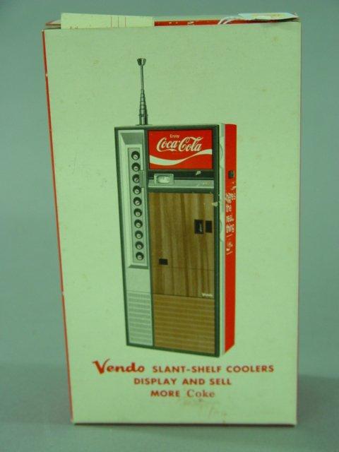 1006: Jack Russell Coca Cola Cooler Radio